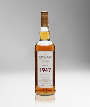 Picture of [The Macallan] Fine And Rare, 15 Years Old 1947, Re-Bottled 2008, 700ML