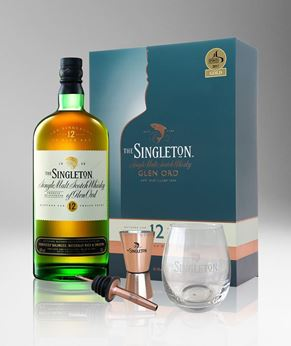 Picture of [Singleton] Glen Ord 12 Years Old, 2018 Festive Gift Pack, 700ML