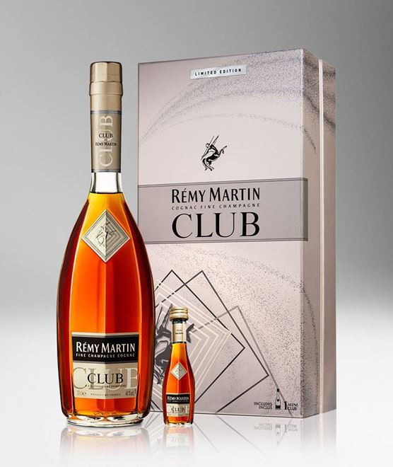 Picture of [Remy Martin] Club, 2019 Festive Gift Pack With Miniature, 700ML