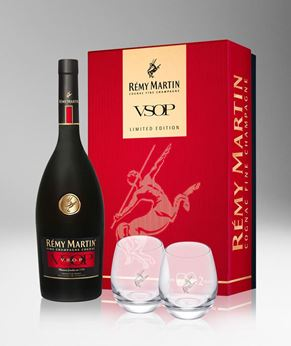 Picture of [Remy Martin] V.S.O.P., 2019 Festive Gift Pack With 2 Glasses, 700ML
