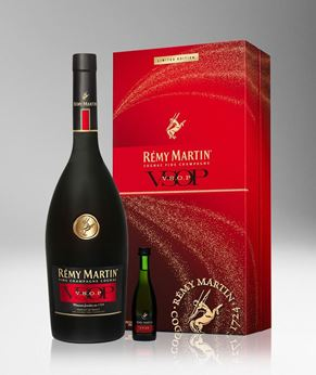 Picture of [Remy Martin] V.S.O.P., 2019 Festive Gift Pack With Miniature, 700ML