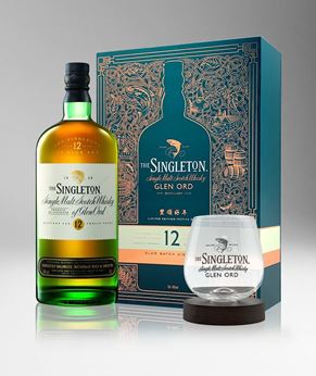 Picture of [Singleton] Glen Ord 12 Years Old, 2019 Festive Gift Pack, 700ML