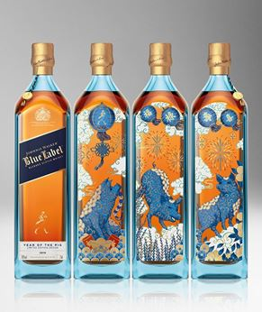 Picture of [Johnnie Walker] Blue Label, Year Of The Pig, Limited Edition 2019, 750ML