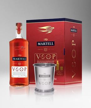 Picture of [Martell] V.S.O.P. Aged in Red Barrels, 2019 Festive Gift Pack With Julep Cup, 700ML