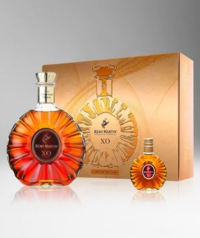 Picture of [Remy Martin] X.O., 2019 Festive Gift Pack With Miniature, 700ML