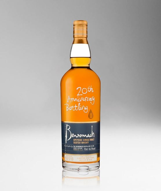 Picture of [Benromach] 20th Anniversary Bottling, Limited Edition 2018, 700ML