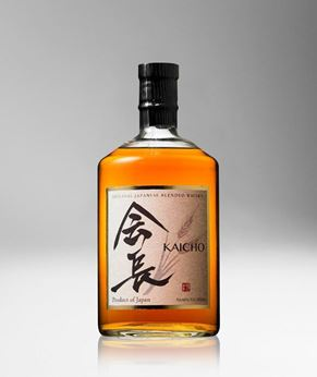 Picture of [Kaicho] Original Japanese Blended Whisky, 700ML