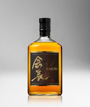 Picture of [Kaicho] Reserve Japanese Pure Malt Whisky, 700ML