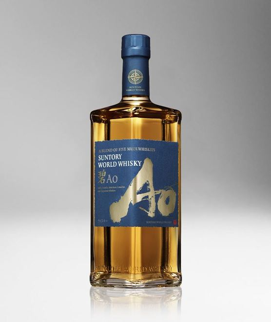 Picture of [Suntory] World Whisky Ao, 700ML