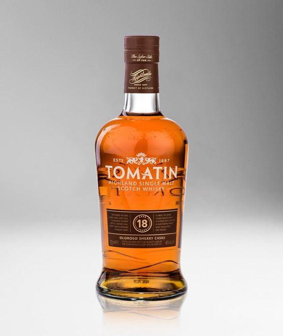 Picture of [Tomatin] 18 Years Old, 700ML