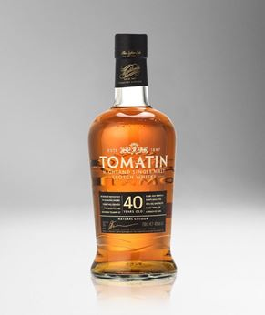 Picture of [Tomatin] 40 Years Old, 700ML