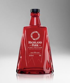 Picture of [Highland Park] 15 Years Old, Fire Edition, 700ML