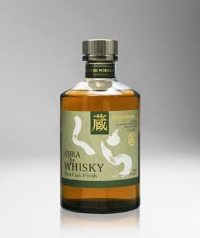 Picture of [Kura The Whisky] Rum Cask Finish, 700ML