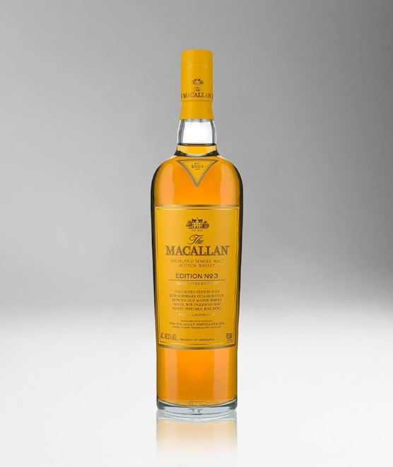 Picture of [The Macallan] Edition Series, Edition No. 3, 700ML