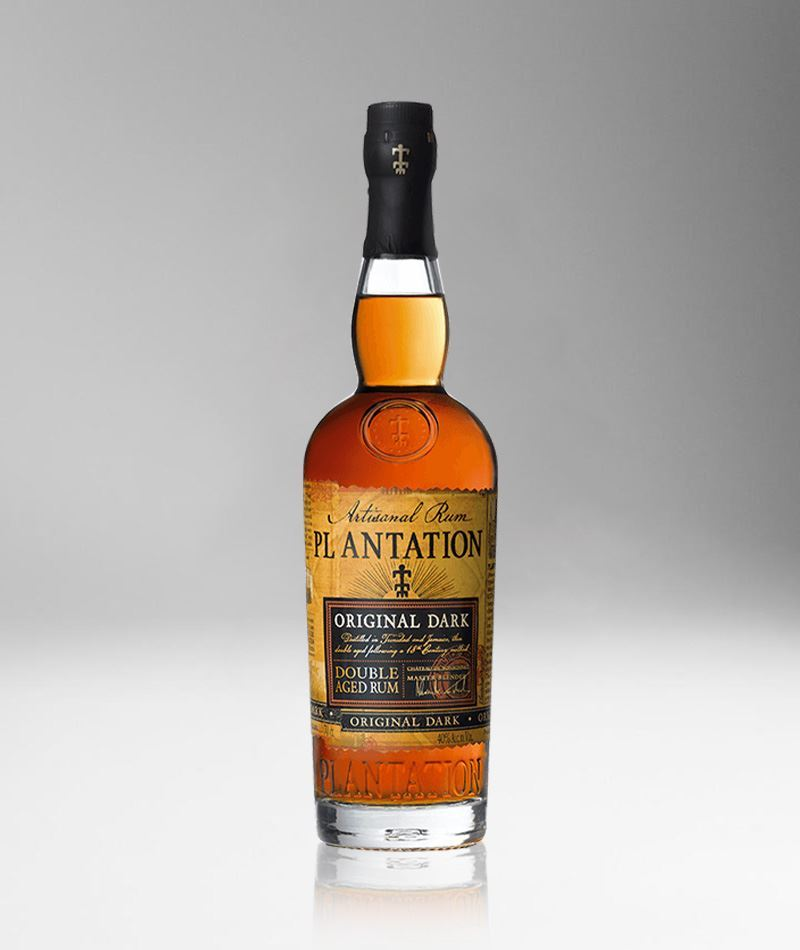 Plantation Original Dark Rum . Private Bar Online Store