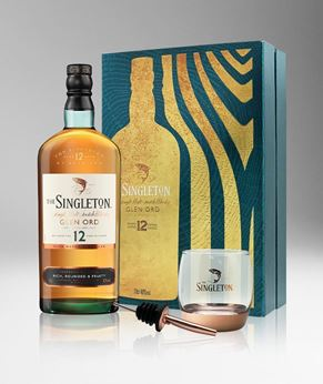 Picture of [Singleton] Glen Ord 12 Years Old, 2020 Festive Gift Pack, 700ML