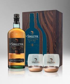 Picture of [Singleton] Glen Ord 18 Years Old, 2020 Festive Gift Pack, 700ML